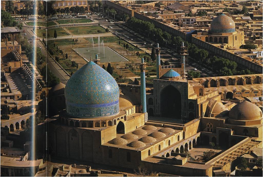 Isfahan, Maydan-e Shah, Shah Abbas, 1590-1602